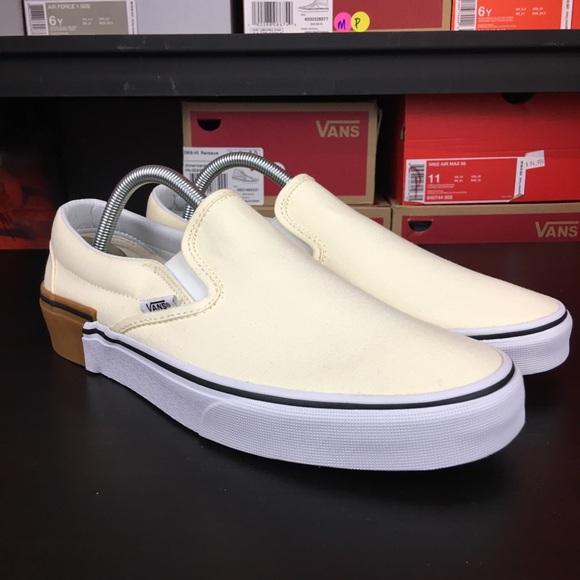 Vans Shoes | Vans Slip On Gum Block